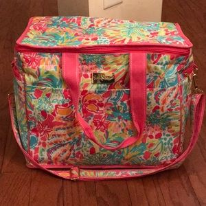 🎀 Lilly Pulitzer large cooler tote 🎀
